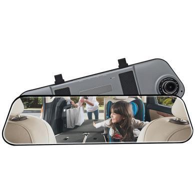 亮视线 视镜行车记录仪 5寸高清夜视车载行车记录仪
