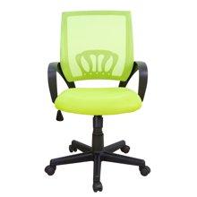 雅客集皇冠型电脑椅FB-13147 旋转升降扶手靠背椅 职员办公椅
