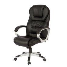 雅客集布莱恩黑色博士办公椅FB-14139BL