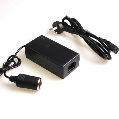 卡飾得 車載電源轉換器 220V轉12V 插座8A逆變器 車載電器轉家用 98w