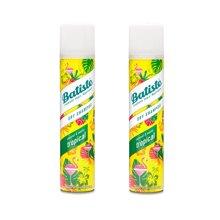 【2支装】【英国】Batiste碧缇丝头发免洗喷雾剂 坐月子干洗喷雾200ml 椰奶