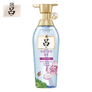吕花茶清漾凝润保湿洗发水(中干性头发)(400ml)