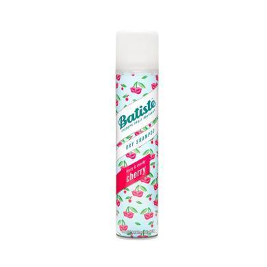 【支持購物卡】英國Batiste碧緹絲頭發免洗噴霧劑 坐月子干洗噴霧200ml 櫻桃