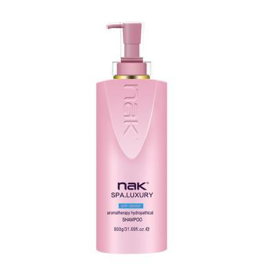 nak SPA水疗去屑洗发乳液900g 柔顺留香洗发水大瓶装