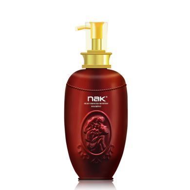 nak 奢享丝滑滋润洗发乳650g 深层修护洗发水