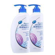 【2瓶】海飛絲(Head Shoulders)海洋活力 去屑洗發水