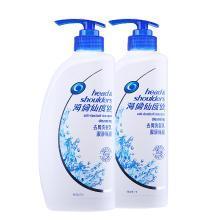 【2瓶】港版海飛絲(Head & Shoulders)潔凈保濕 去頭皮屑洗發水