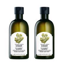 【支持购物卡】【2瓶】英国美体小铺生姜洗发水400ml/瓶
