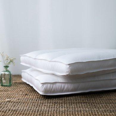 寶緹柔軟舒適護頸枕纖維枕頸椎枕頭松軟枕芯五星級酒店枕頭
