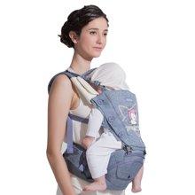 抱抱熊 卡通印花元素寶寶多功能嬰兒背帶腰凳 C18