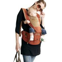 抱抱熊腰凳婴儿背带腰凳多功能四季 抱宝宝腰凳背带双肩腰凳坐凳   C06