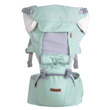 费雪腰凳背带四季多功能婴儿通用3-36个月前抱式轻便新生儿儿童FP001