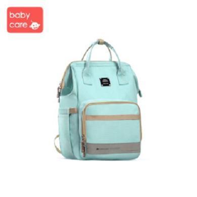 babycare媽咪包多功能大容量雙肩包外出背奶包媽媽包儲奶包時尚母嬰包5011