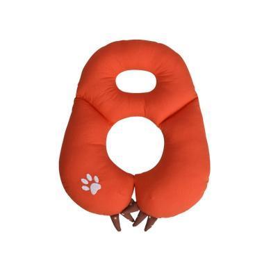 抱抱熊 嬰兒U型多功能推車座椅護頭定型枕  BD8633  包郵