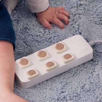 抱抱熊 插座保護蓋 兒童插座防護蓋寶寶 防觸電插頭塞BS7517