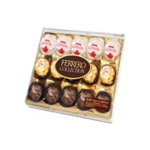 费列罗臻品巧克力糖果礼盒15粒装(162g)