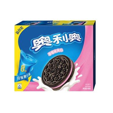 奧利奧草莓味促銷裝HN1(466g)