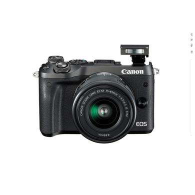 佳能EOS M6(EOS M6微型可換鏡數碼相機)