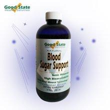 美国GS血糖控制矿物质离子补充液(240ml)