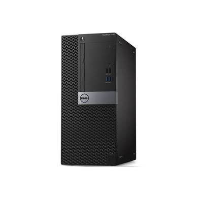 戴尔7040MT台式电脑(I5-6500 4G内存 1TB硬盘 DVDRW R5-340X-2G显卡 E2216H显示器21.5寸 三年保修 不含操作系统)