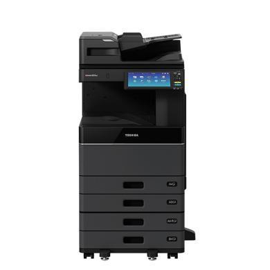 東芝(Toshiba)e-STUDIO3015AC A3彩色數碼復合機(主機+雙紙盒+雙面器+雙面輸稿器+供紙工作臺+(e-STUDIO3015AC)