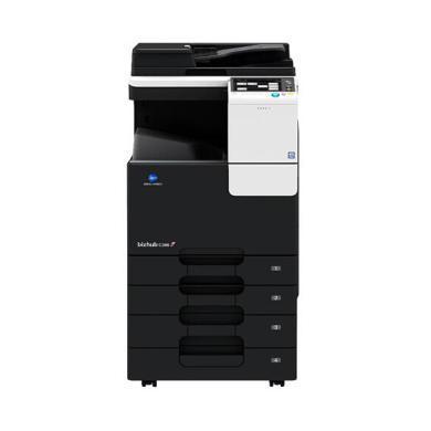 柯尼卡美能達彩色復印機bizhubC266(主機+雙面器+雙面送稿器+網絡彩色打印+網絡彩色掃描+工(bizhubC266)