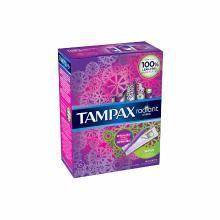 Tampax 丹碧丝光芒系列卫生棉条 卫生巾大流量(16支*5盒)