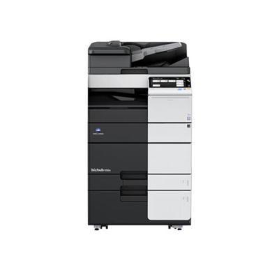 柯尼卡美能達黑白復印機bizhub458e(主機+雙面器+雙面送稿器+工作臺+EPPO文檔編輯軟件-五年(bizhub458e)