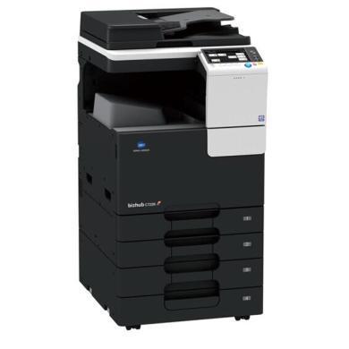 柯尼卡美能達彩色復印機bizhubC458e(主機+雙面器+雙面送稿器+網絡彩色打印+網絡彩色掃描+(bizhubC458e)