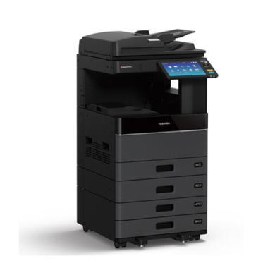 东芝 ( Toshiba) e-STUDIO2010AC A3彩色数码复合机 标配(主机+双面器+双面输稿器+单纸盒+加配第(e-STUDIO2010AC)