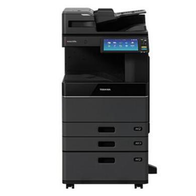 東芝A3彩色e-STUDIO4515AC復印機(主機+送稿器+工作臺+鞍式裝訂整理器+中繼單元+掃描套件+打(e-STUDIO4515AC)