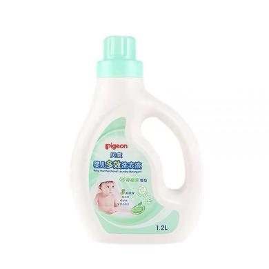 贝亲婴儿多效洗衣液(柠檬草香)(1.2l)