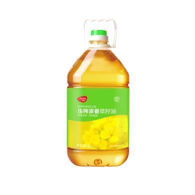 天優壓榨濃香菜籽油(5L)