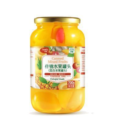天優什錦罐頭(700g)