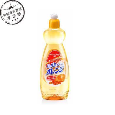 美凈榮洗潔精(香橙味)(600ml)
