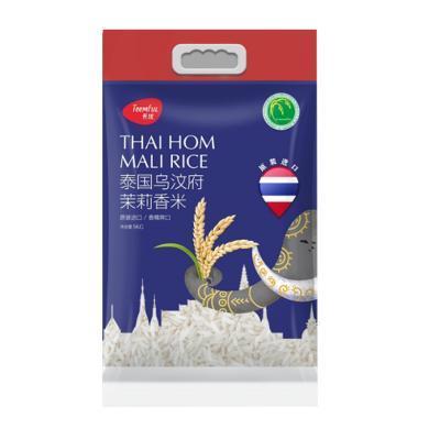 天优泰国乌汶府茉莉香米(5kg)