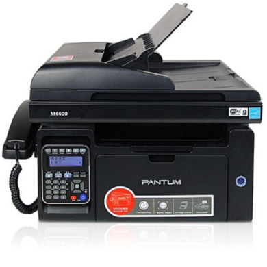 奔图(PANTUM) M6600NW激光双网络多功能一体机(M6600NW)