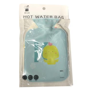 絨布套熱水袋(中號)(12)