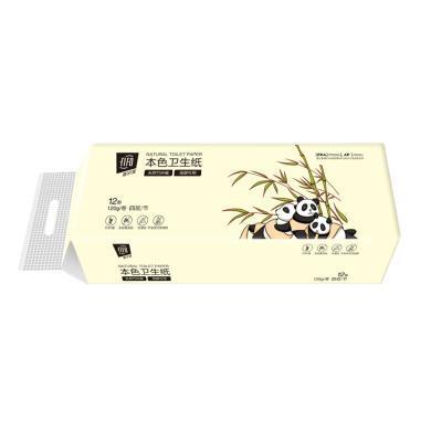 菲爾芙本色衛生紙1440g(12卷)(105*138mm)