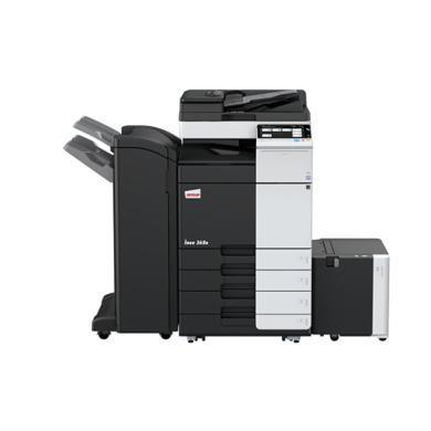DEVELOP德凡 ineo 458e A3黑白多功能復合機(雙面同步自動輸稿器+出紙托盤+雙面器+雙紙盒+硬盤+(458e)