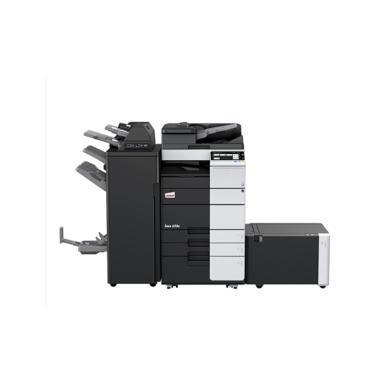 DEVELOP德凡 ineo 658e A3黑白多功能復合機(雙面掃描輸稿器+雙500頁紙盒+150頁手送托盤)(3年質保+(658e)
