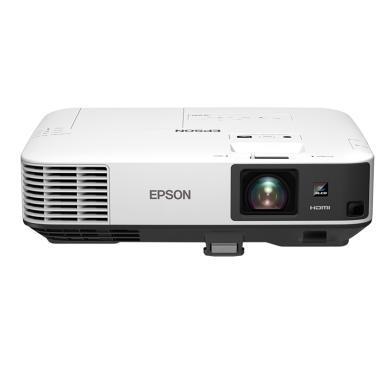 愛普生(EPSON)CB-2265U 高亮商務教育工程投影機(含120寸幕布+吊頂安裝+無線網卡)(CB-2265U)