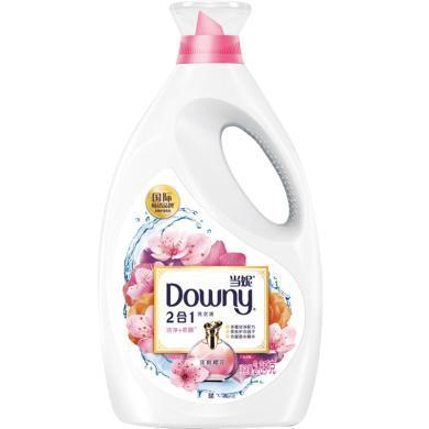 當妮二合一洗衣液(淡粉櫻花)(2.8kg)