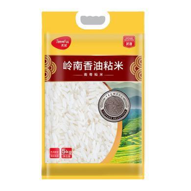 天优岭南香油粘米(5kg)