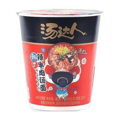 統一湯達人韓式辣牛肉(82g)