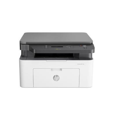 惠普 (HP) 136a 銳系列新品黑白激光多功能一體機 三合一打印復印掃描(品牌:惠普幅面:A4功能:打印、復印、掃描連接方式:USB型號:136A技術類型:黑白激光打)