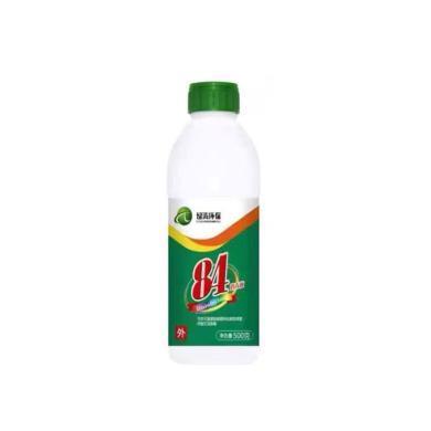 綠濤84消毒液500g