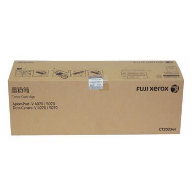 富士施乐(Fuji Xerox) 墨粉盒 CT202344 适用V4070 V5070(富士施乐(Fuji Xerox) 墨粉盒 CT202344 适用V4070 V507)