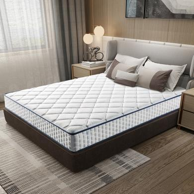 HJMM弹簧床垫乳胶床垫软硬适中