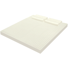 优家工匠直采(THAI-PHO泰凰)泰国乳胶床垫整床原装进口真直邮成人天然乳胶床垫